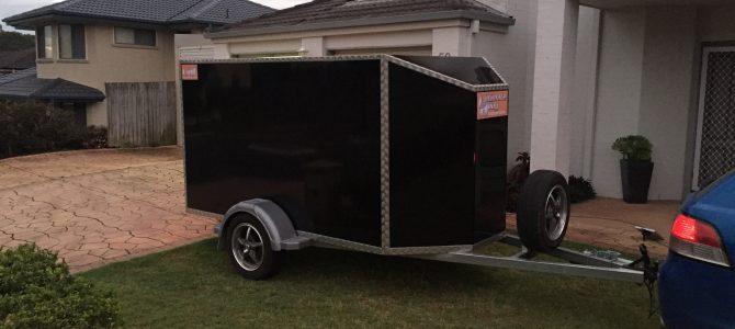 Go Cart Trailer